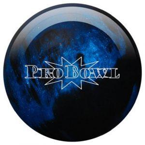 Bowling Ball Pro Bowl Blue/Black L blau/schwarz/silver