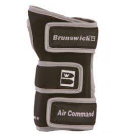 Brunswick Air Command Gant de poignet droit pour bowling noir Noir petit