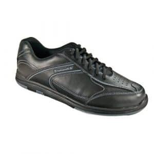 Brunswick Flyer Chaussures de bowling pour homme noir Noir US 9.5, UK 8