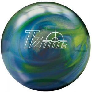Brunswick TZone Boule de bowling Bleu Blue Lagoon 10 lb lb
