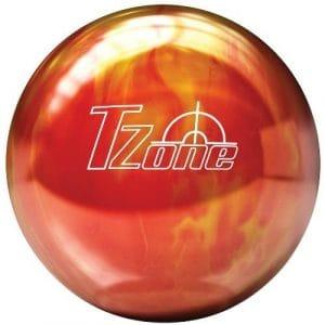 Brunswick TZone Hot Lava Boule de bowling rouge Rouge 12s lb lb
