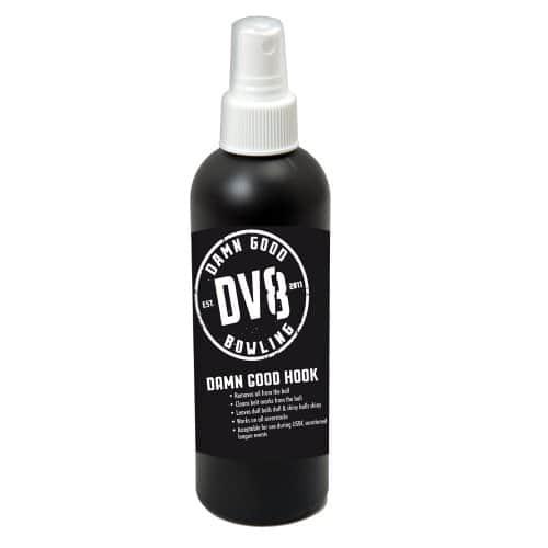 DV8 Damn Good Hook Produit nettoyant pour boules de bowling Blanc 237 ml