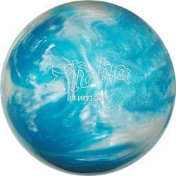 Sac de bowling boule aloha splash, poids :  10 kg