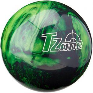 Brunswick TZone Envy Boule de bowling vert Vert 14s lb lb