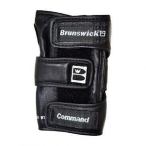 Brunswick Command Gant de poignet pour bowling noir Noir L/droitier