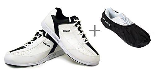 chaussures de bowling femme noire et blanched