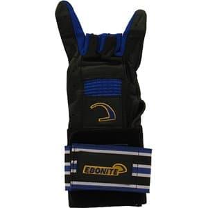 Ebonite Pro Form Gant positionneur de bowling pour droitier Noir Taille L