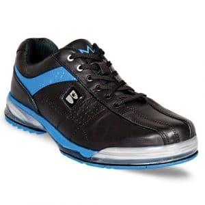Brunswick hommes de TPU x Chaussures de bowling pour homme, noir/royal, 8