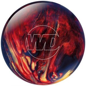 Columbia 300 White Dot Boule de bowling rouge Scarlet/Gold/Black 10 lb lb