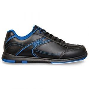 Homme Flyer Chaussures de bowling, Homme, Black/Mag Blue