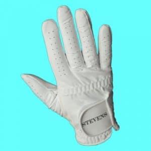 Stevens Mesdames main gauche Blanc Gant de bowling, grand