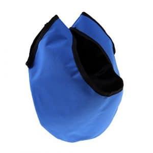 SGerste haute qualité balançoire Boule de bowling Sac de transport Pro Bol de bowling Aspirateur Sac Bleu