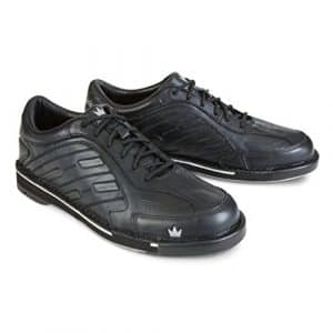 Brunswick homme Team Chaussures de bowling pour Wide-black Main droite, Homme, BRU58502101RHW115, Noir, 11.5 WIDE