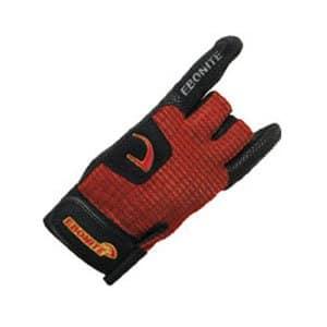 Ebonite React/Rx Gant de bowling pour gaucher Noir Taille XL