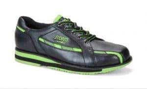 Storm SP 800 Chaussures de bowling pour gaucher Homme noir Noir/vert citron US 7, UK 5.5