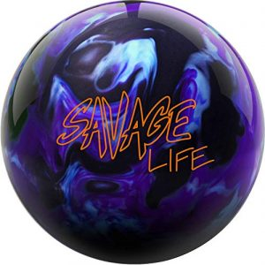 Columbia Savage Life, Mixte Adulte, 300 Savage Life Bowling Ball 13 lbs, Multicolore, 13
