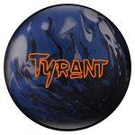 Tyran Pearl Boule de bowling Noir/bleu/argent, noir/bleu/argenté