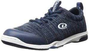 Dexter Jenna Chaussures de Bowling, Femme, DX42678 070, Blue Knit, Size 7