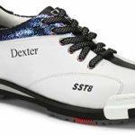 EMAX Bowling Service GmbH MAXIMIZE YOUR GAME Dexter SST 8 Pro Chaussures de Bowling pour Femme avec Semelle Amovible pour droitier et gaucher, 35