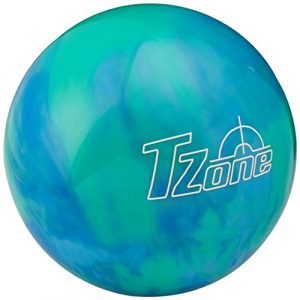Brunswick TZone Caribbean Boule de bowling Bleu Bleu 13s lb lb