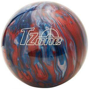 Brunswick TZone Patriot Blaze Boule de bowling Bleu Bleu 12s lb lb