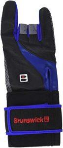 Brunswick x droitier Accessoire Bowling Unisexe Adulte M Noir/Bleu