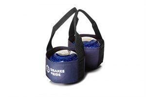 Drakes Pride Sac pour 2boules de bowling Bleu Blau – navy