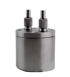 Huanyu Pot de meulage protecteur de bocal protecteur de gaz inerte de l'acier inoxydable 304 pour le broyeur à boulets planétaire de laboratoire