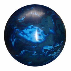 KXDLR Boule De Bowling Convient pour Jouer Droite, Bleu, 14Lb