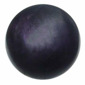 KXDLR Bowling Ball, Bowling Produits Deep Purple,8lb