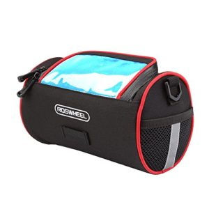 ROSWHEEL Multifonction Sac Sacoche de Selle Arrière Case Carry Bag Pouch Pochette Vélo VTT Bike Cycling Pour Cyclisme, Voyage, Sport (2)