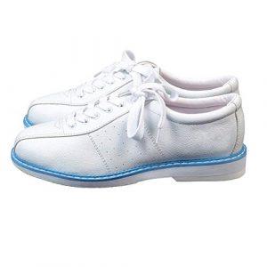 YHOM Chaussures de Bowling pour Hommes et Femmes Unisexe Sport débutant Chaussures de Bowling Baskets, 40