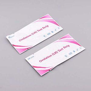 yuema Bandes de Test d'ovulation et de Grossesse Trousse One Step pour Tests d'urine à Domicile