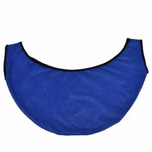 Alomejor Sac Boule de Bowling Polisseur de Porteur de Boule de Bowling Boule de Protection pour Bowling(Bleu)