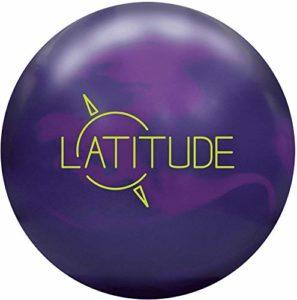 Track Latitude Boule de Bowling Violet foncé/Violet Clair 13 lbs