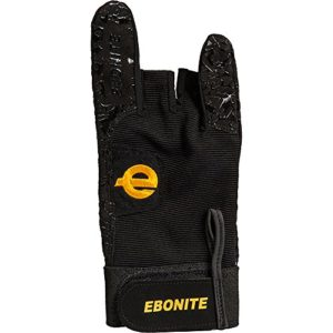 Ebonite React-R Gant de Bowling pour droitier Noir Taille XXL