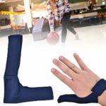 Gojiny Gant Protecteur Bowling Thumb Saver Disponible en Main Droite Ou Gauche