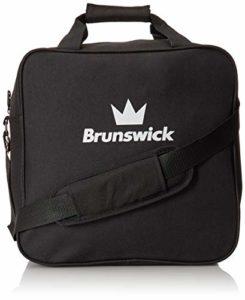 Brunswick TZone Sac de Bowling, Noir