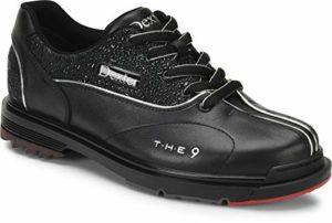 Dexter The 9 – Chaussures de Bowling Haute Performance pour Femme avec Semelle Amovible – pour droitiers et gauchers, Taille 40