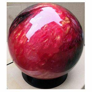 KXDLR Boule De Bowling Unisex pour Soucoupe Droite Play – Rouge,11lb