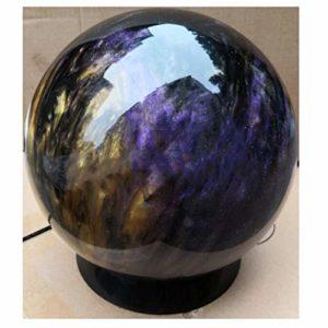 KXDLR Violet Bowling Ball, Bowling Uitable pour Jouer Soucoupe Droite,8lb