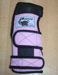 Mongoose «Lifter» de bowling Bracelet support Brace Main droite, rose