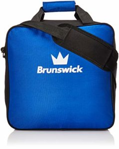Brunswick TZone Sac de Bowling, Bleu