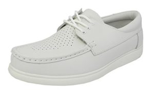 Dek Unisex Adults Crown Bowling Chaussure Blanc 5 UK / 38 EU