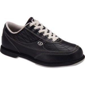 Dexter Turbo II Chaussures de Bowling pour Homme Noir Noir/Kaki US 14, UK 12
