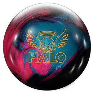 Roto Grip Halo Pearl Pearl Boule de Bowling réactive pour débutants et Joueurs de Gymnastique avec nettoyant EMAX 100 ML, 12 LBS