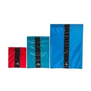 Tatonka Set sacs plats Plusieurs coloris