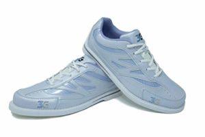 Chaussures Bowling 3G Cruze Homme et Femme, Homme, Femme, Droitier et Gaucher 4 Couleurs Pointures 36-46, Weiß/Ivory, 39