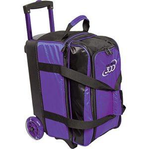 Columbia 300 Icon double Sac de bowling à roulettes, violet