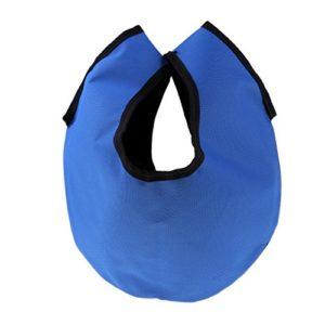 perfeclan Sac De Transport Compact pour Boule De Bowling Bowling Ball Pro Bowl ForIndoor Outdoor Sport – Bleu, comme Décrit